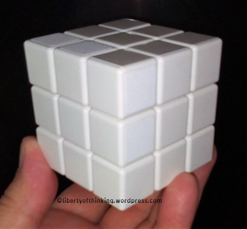 R cube LibThink